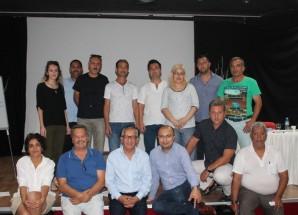 İzmir'de Roman STKları Stratejik Planlama Eğitimi Aldı