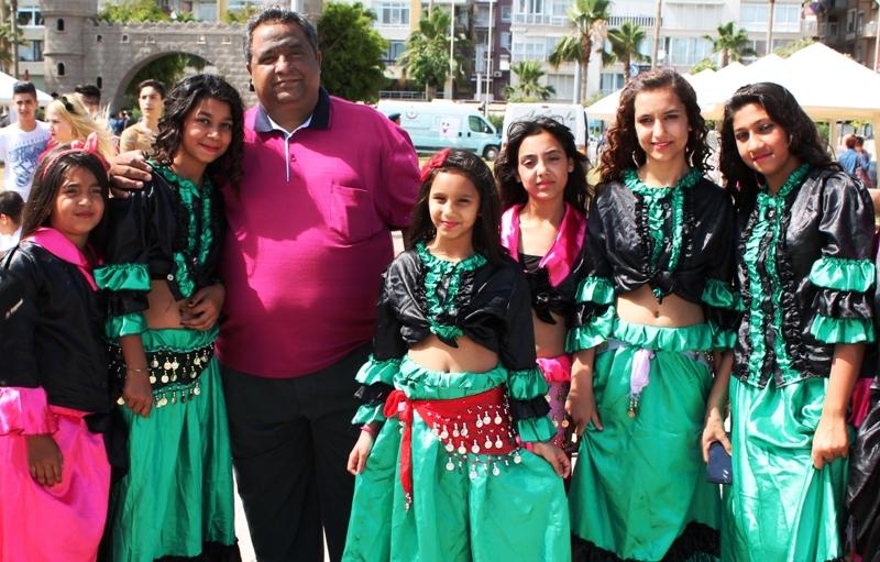 SİROMA Projesi Mersin'de Roman Festivali ile Başladı